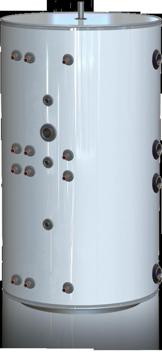 Zásobník teplé vody WT-C